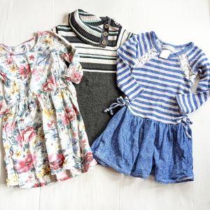 Girls play dresses bundle size 5/6